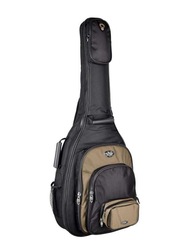 La note d 39 or housse guitare classique cnb ggb1600 for Housse guitare folk